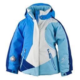 Obermeyer Trina Toddler Girls Ski Jacket, White, 256