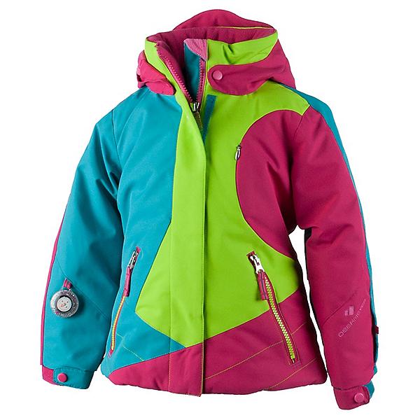 Obermeyer Trina Toddler Girls Ski Jacket, Sarah Green, 600