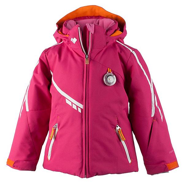Obermeyer Leyla Toddler Girls Ski Jacket 2017, , 600