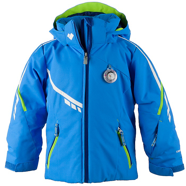 Obermeyer Leyla Toddler Girls Ski Jacket, Cornflower, 600