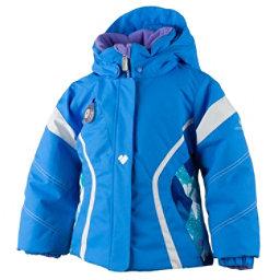 Obermeyer Aria Toddler Girls Ski Jacket, Cornflower, 256