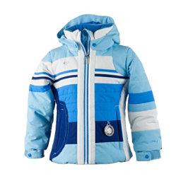 Obermeyer Snowdrop Toddler Girls Ski Jacket, Bleu Sky, 256