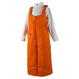 Obermeyer Snoverall Toddler Girls Ski Pants, Tangerine, 256