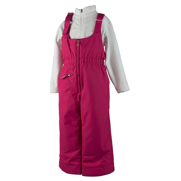 Obermeyer Snoverall Toddler Girls Ski Pants, Glamour Pink, 600