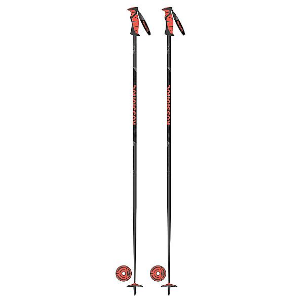 Rossignol Tactic Pro Carbon Ski Poles 2018, , 600