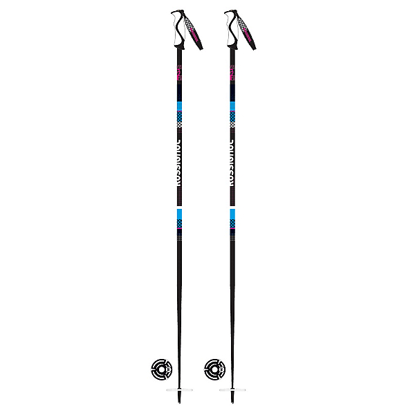 new high cost charm buy good ROSSIGNOL SKI POLES TACTIC BLACK/BLUE Sporting Goods Sporting ...
