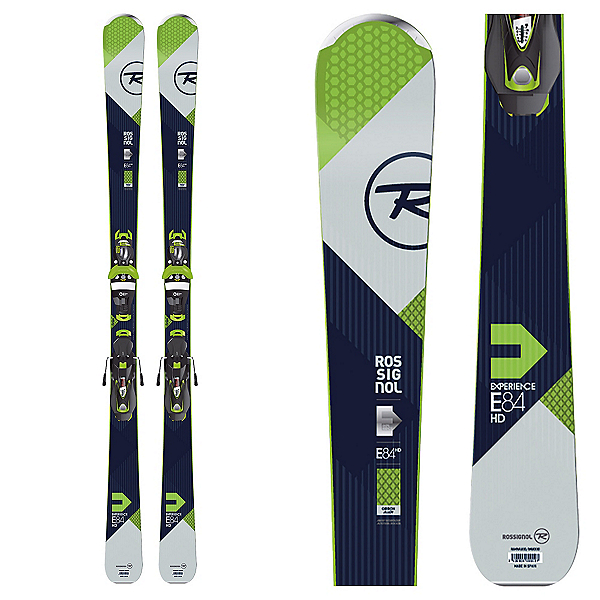 Rossignol Experience 84 HD Skis with SPX 12 Bindings 2017, , 600