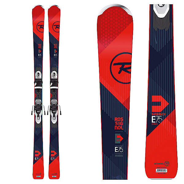 Rossignol Experience 75 CA Skis with Express 10 Bindings 2017, , 600