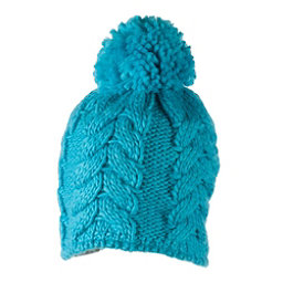 Obermeyer Livy Knit Toddler Girls Hat, Mermaid, 256