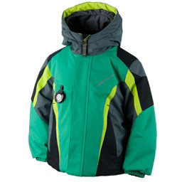 Obermeyer Raptor Toddler Boys Ski Jacket, Lady Luck, 256