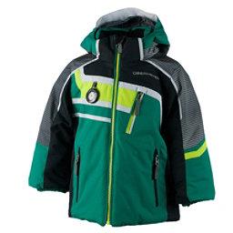 Obermeyer Tomcat Toddler Boys Ski Jacket, Forevergreen, 256