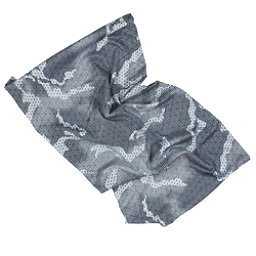 Obermeyer Ultimate Sport 75WT Kids Neck Warmer, Grey Bit Camo, 256