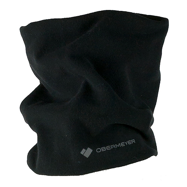 Obermeyer Steeps Pro 100WT Teen Neck Warmer, Black, 600