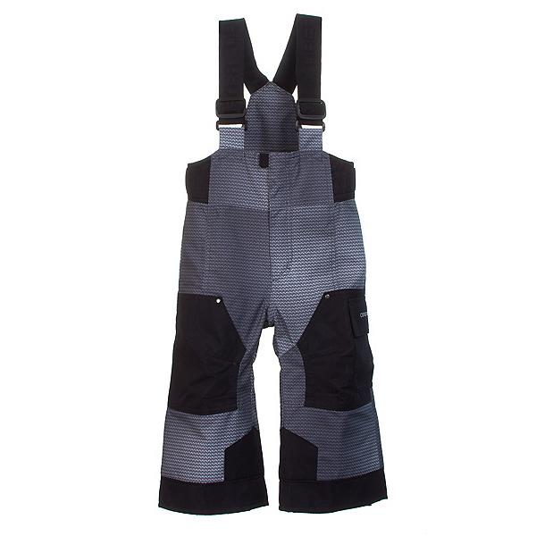 Obermeyer Volt Print Toddler Boys Ski Pants, Carbon Fiber, 600