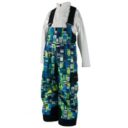 Obermeyer Volt Print Toddler Boys Ski Pants, Moving Squares, 256
