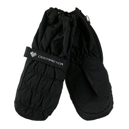 Obermeyer Puffy Down Toddler Boys Mittens, Black, 256