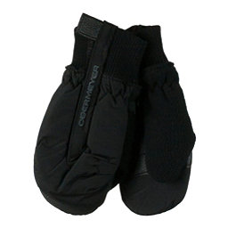 Obermeyer Thumbs Up Toddler Boys Mittens, Black, 256