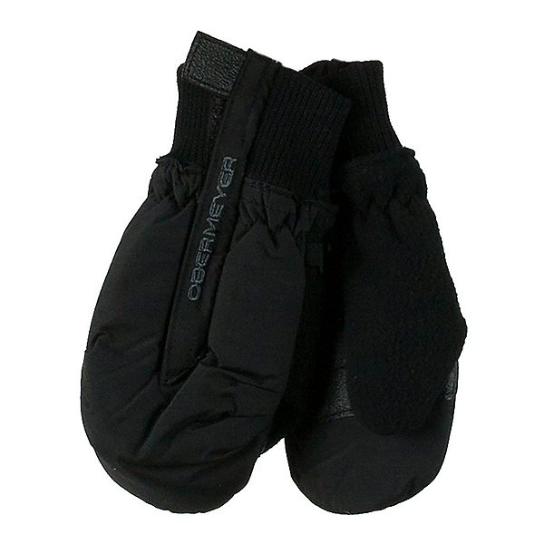 Obermeyer Thumbs Up Toddler Boys Mittens, Black, 600