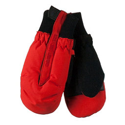 Obermeyer Thumbs Up Toddler Boys Mittens, Red, 256