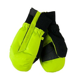 Obermeyer Thumbs Up Toddler Boys Mittens, Green Flash, 256