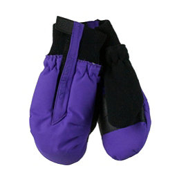 Obermeyer Thumbs Up Toddler Girls Mittens, Grapesicle, 256