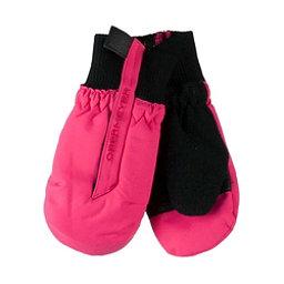 Obermeyer Thumbs Up Toddler Girls Mittens, Smitten Pink, 256