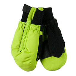 Obermeyer Thumbs Up Toddler Boys Mittens 2017, Screamin Green, 256