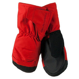 Obermeyer Gaunlet Toddler Boys Mitten, Red, 256