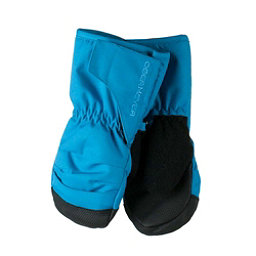 Obermeyer Gaunlet Toddler Boys Mitten, Polar Blue, 256