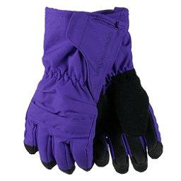 Obermeyer Gauntlet Toddler Girls Glove, Grapesicle, 256