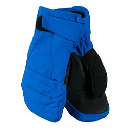 Obermeyer Radiator Teen Boys Mittens, Stellar Blue, 256