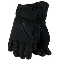 Obermeyer Cornice Boys Gloves, Black, 256