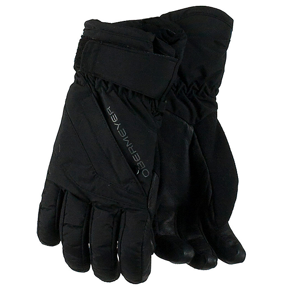Obermeyer Cornice Boys Gloves, Black, 600