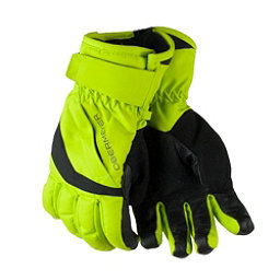 Obermeyer Cornice Boys Gloves, Green Flash, 256