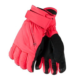 Obermeyer Cornice Girls Gloves, Popstar Pink, 256