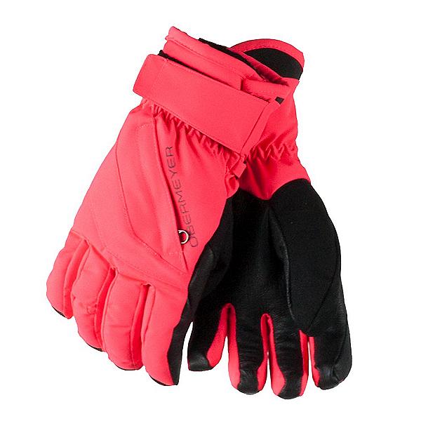 Obermeyer Cornice Girls Gloves, Popstar Pink, 600