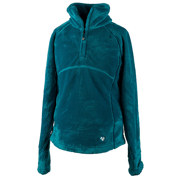 Obermeyer Furry Fleece Top Teen Girls Midlayer, , 600