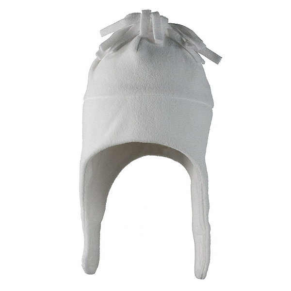 Obermeyer Orbit Fleece Toddler Girls Hat, White, 600