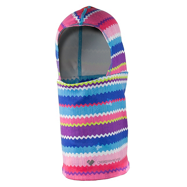Obermeyer Powder Toddler Balaclava, Scribble Stripe, 600