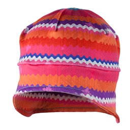 Obermeyer Jib Teen Skull Cap, Scribble Stripe, 256