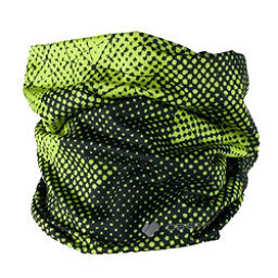 Obermeyer Bumps Sport 75WT Teen Neck Warmer, Green Mesh Prin, 256