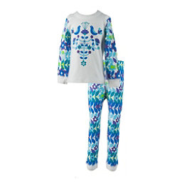 Obermeyer Oberundies Toddler Girls Set, Cornflower, 256