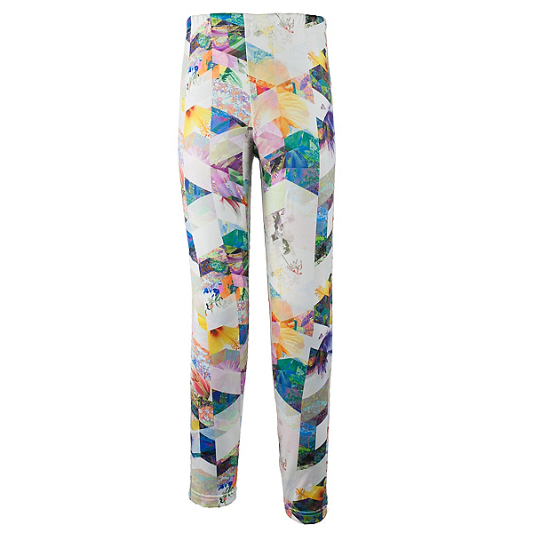 Obermeyer Bearclaw Sport 75 WT Tight Girls Long Underwear Bottom, , 600