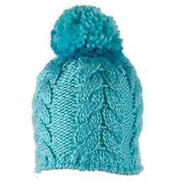 Obermeyer Livy Knit Teen Girls Hat, Mermaid, 256