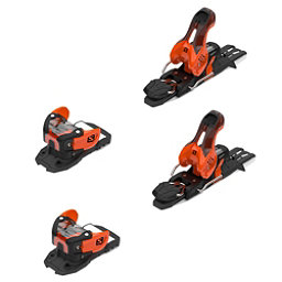 Salomon Warden 11 Ski Bindings 2019, Orange-Black, 256