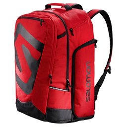 Salomon Extend Go-To-Snow Gearbag 2018, Barbados Crimson-Black, 256