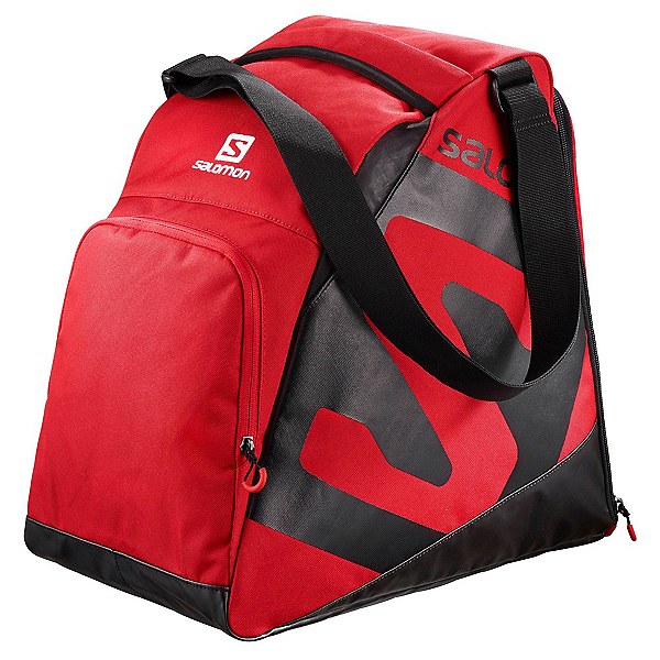 Salomon Extend Gearbag Ski Boot Bag, Barbados Crimson-Black, 600