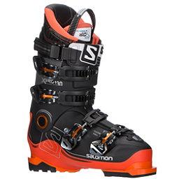 Salomon X-Pro 130 Ski Boots 2018, Black-Orange-Anthracite, 256
