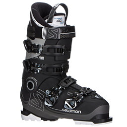 Salomon X-Pro 100 Ski Boots, Black-Anthracite-Light Grey, 256