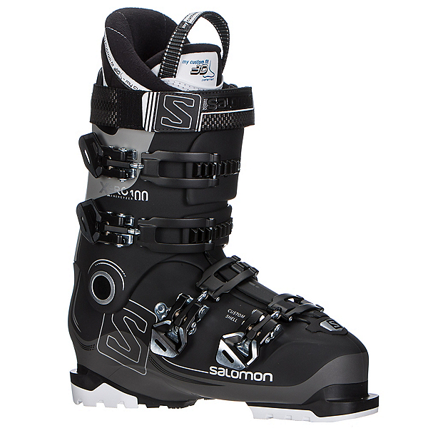 SALOMON X Pro 100 W Damen Skischuh schwarzlila | 25,5
